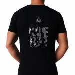 Black Cape Fear shortsleeve
