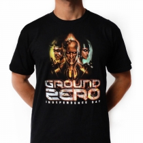Ground Zero Line up SS, black
