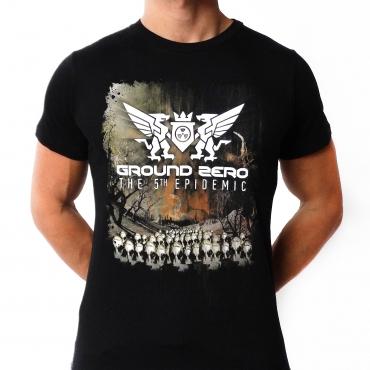 Ground Zero 5th line-up shortsleeve