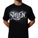 Black Sullen Badge of Honor shortsleeve