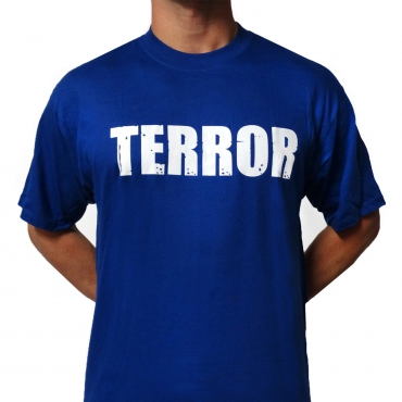 Terror shortsleeve navy