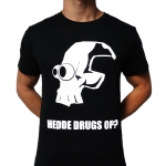 The Beatkrusher Hedde Drugs op Shortslee