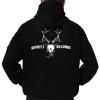 Neophyte Records hooded black
