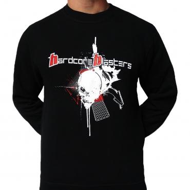 Hardcore Blasters 'skull' sweater