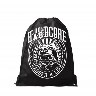 100% Hardcore Stringbag gabber 4 life