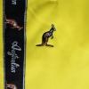 Australian pants Triacetat bright yellow