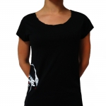 Full TiH Scorpion logo neck t-shirt