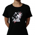 Black Nightmare Daylight lady shirt