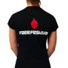 Free Festival 2011 ladyshirt