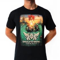 Black shirt from Ground Zero.