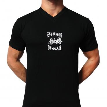 Black Bern Burn Shortsleeve - Printed