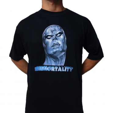Darkblue Immortality shortsleeve