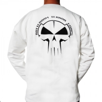 White Rotterdam Terror Corps sweater Stitched