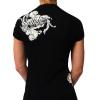 Black Sullen Visceral lady shirt
