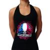 Frenchcore Lade short sleeve pink logo