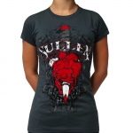 Sullen Heart Attack lady shirt