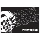 Partyraiser Flag black