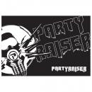 Partyraiser Flag black