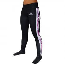 100% Hardcore Legging sport black
