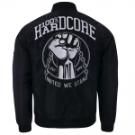 100% Hardcore winter bomber united we st