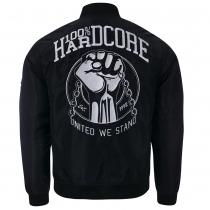 100% Hardcore winter bomber united we st