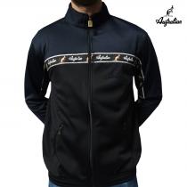 Australian duo jacket navy/black bies