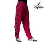 Australian pants Triacetat Red Berry