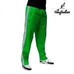 Australian pants Triace white bies green