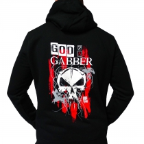 RTC 'God is a Gabber' hooded sweater