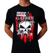 RTC 'God is a Gabber' T-shirt