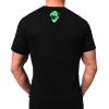 100% Hardcore T shirt deadly scream green