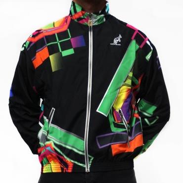 giacca smash stampa