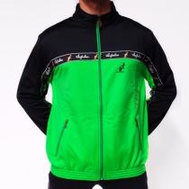 Australian duo jacket kawaski green/black bies