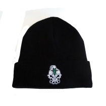 DRS Beanie hat embroided