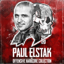 Paul Elstak - The Offensive Years - 2CD *Preorders get a free Offensive necklace*