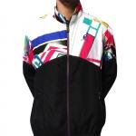 Australian full color jacket smash fabric