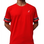 Australian t shirt mania bright red