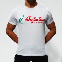 Australian shirt white