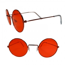 Gabber glasses RED