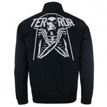 Terror Harrington 'Grave' jacket