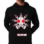SRB I take your brain Hooded
