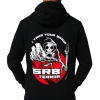 SRB I take your brain Hooded