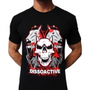 Dissoactive Fuck Your Mind T shirt