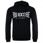 100% HARDCORE Hooded Scream The Brand