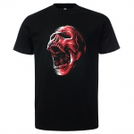 100% Hardcore T shirt Bloody Scream