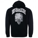 100% Hardcore Hooded zipper Illness