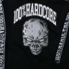 100% Hardcore Hooded zipper Illness