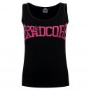 100% HARDCORE Singlet The Brand Bl/Pink