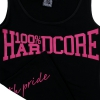 100% HARDCORE Singlet The Brand Bl/Pink
