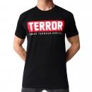 Terror Zwaar terreur gesteld, short sl